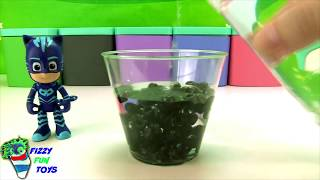 Learn Colors Video for Kids with the PJ Masks Wrong Colors Sea Animals