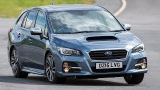Subaru Levorg 2018 Car Review