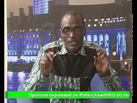 Poor Consular Services by Nigerian Embassies was main Focus of January Edition of #PolitrickswithKO