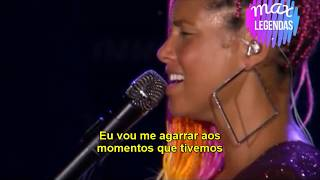 Rock in Rio || Alicia Keys - Try Sleeping with a Broken Heart (Legendado)