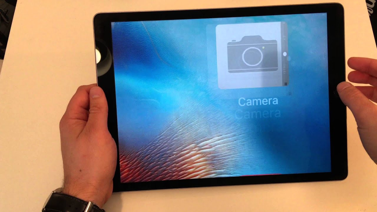 how to connect ipad pro to computer