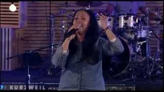 Neville D ft Mahalia Buchanan- Our God is Awesome(Reprise)