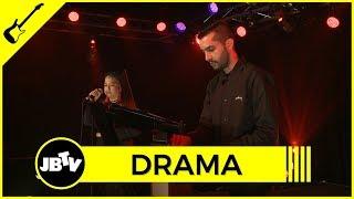 DRAMA - Barely Friends   Live @ JBTV