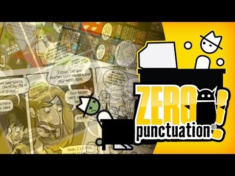WEBCOMICS (Zero Punctuation)