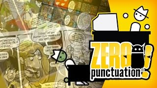 WEBCOMICS (Zero Punctuation) (Video Game Video Review)