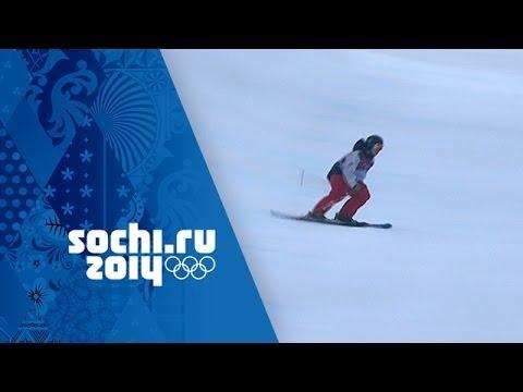 Men's Ski Halfpipe - Wise Wins Gold | Sochi 2014 Winter Olympics