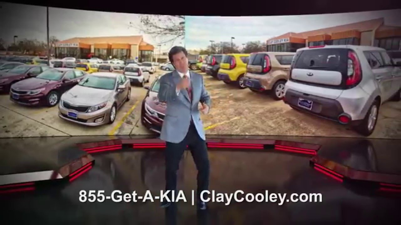 Clay cooley kia beginning of the year savings youtube for Cooley motors used cars