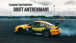 TeamArt Motorsport ile Drift Antrenmanı - Oto Safari
