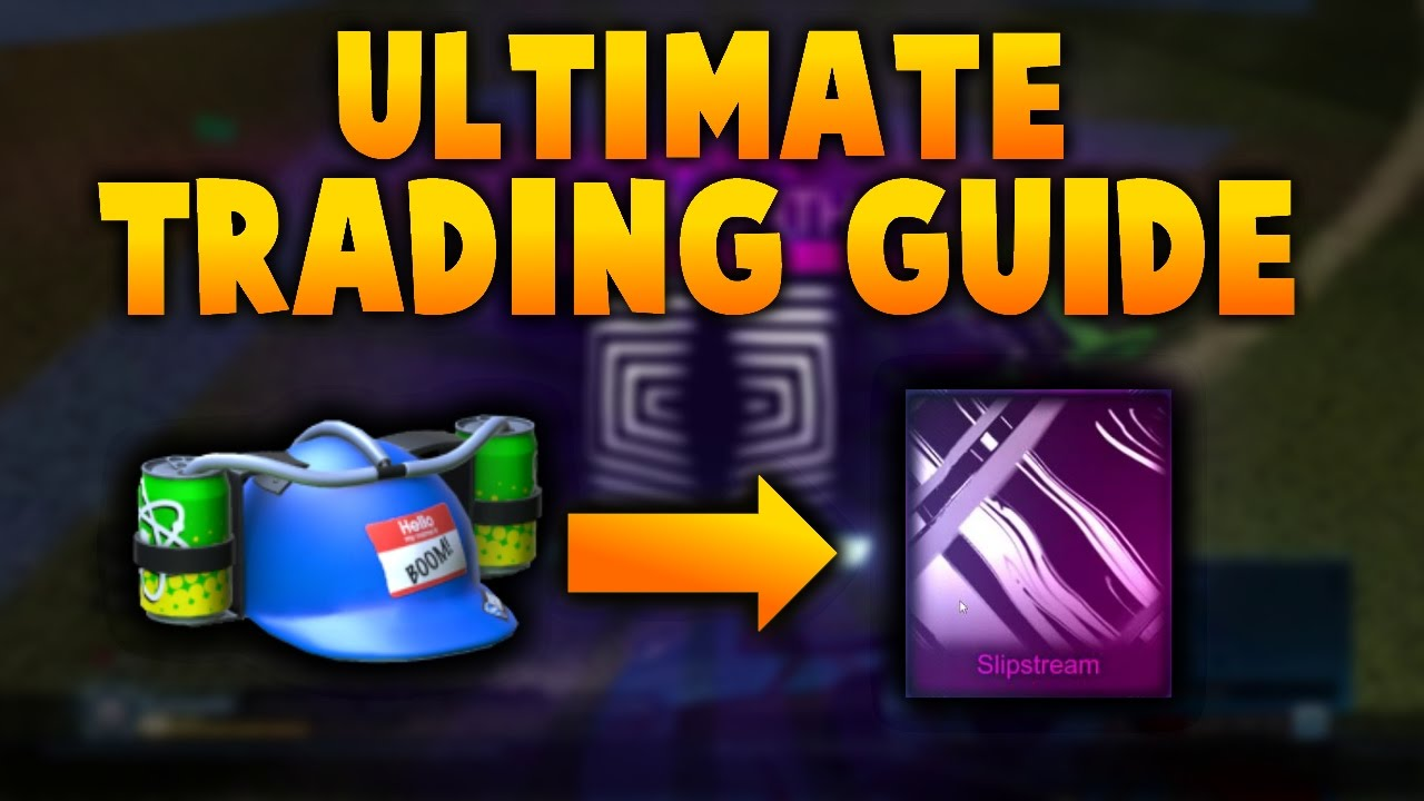 Trading Rocket League Guide