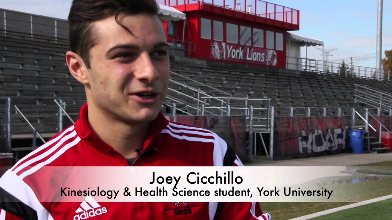 York U to host 2015 men's soccer CIS Championships - YouTube