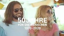 GlücksSpirale Jubiläum 50 Jahre