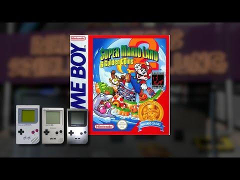 Gameplay : Super Mario Land 2 [Gameboy]