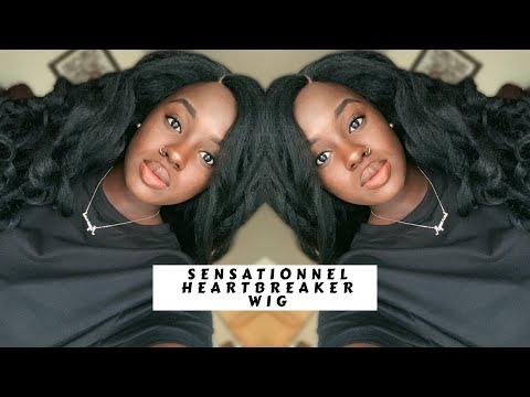 HATE IT OR LOVE IT?   SENSATIONNEL HEARTBREAKER WIG   EBONYLINE
