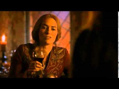 Cersei and Sansa Battle of Blackwater part 2
