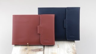 Bellroy Coin Fold - Hi and Lo