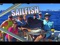 SAILFISH | Deep Sea Fishing Lady Helen