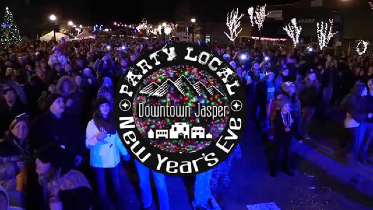 New Year's Eve Celebration in Jasper Georgia - YouTube