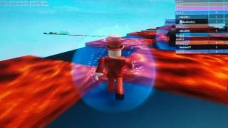 ROBLOX Super Fun Easy Obby Challenge With Dad!