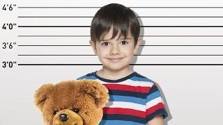 The Most Daring Underage Criminals