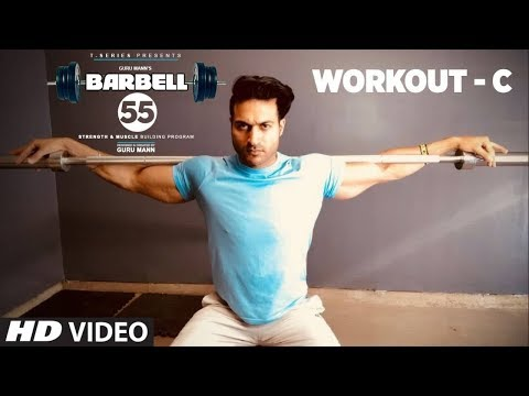 WORKOUT – C (BARBELL 55) – QUADS, HAMS, CALVES, ABS (Exercise) || MUSCLE BUILDING PROGRAM