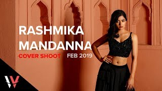 Love | Power | History | Wedding Vows Cover shoot  with Rashmika Mandanna February 2019