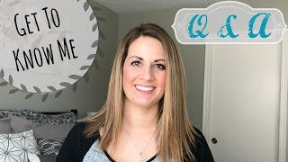 ABOUT ME :: Q & A :: GET TO KNOW ME :: ThisCrazyLife