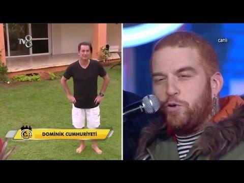 Acun Ilıcalı Dominik'ten Canlı Bağlandı | 3 Adam | Sezon 3 Bölüm 9 | 6 Şubat 2016