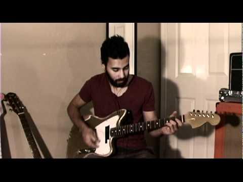 Underoath- Paper Lung guitar cover mp3