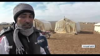 أكثر من 35 مخيم بريف حماة  تفتقر إلى مقومات الحياة الأساسية