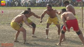 RATANPURA, NWABGANJ KABADDI CUP - 2016 || FULL HD || Part 4th ||