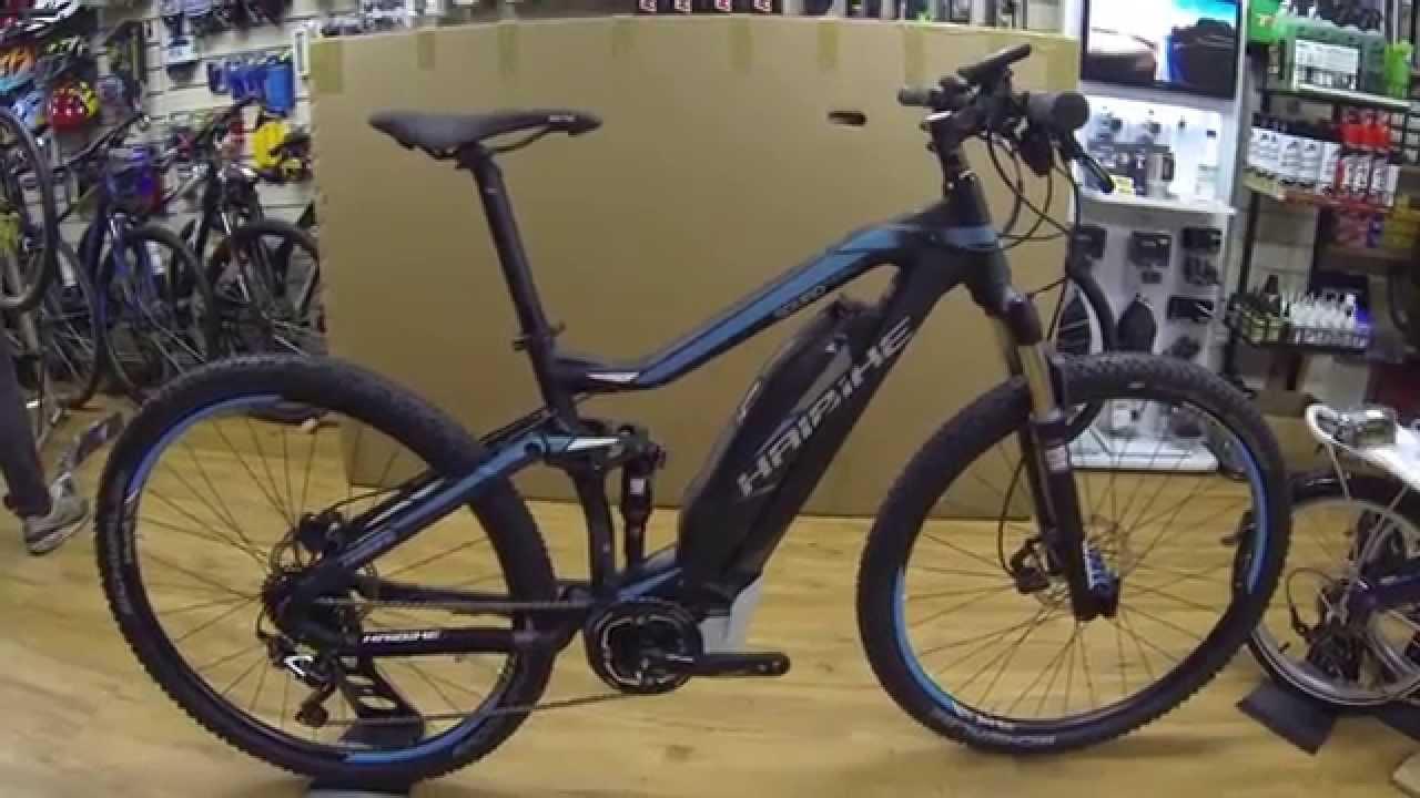 2015 Haibike Sduro Fullnine Rc Damian Harris Cycles Youtube