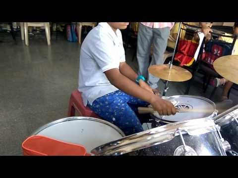 Divine School of Music and Arts - Drums by Manish