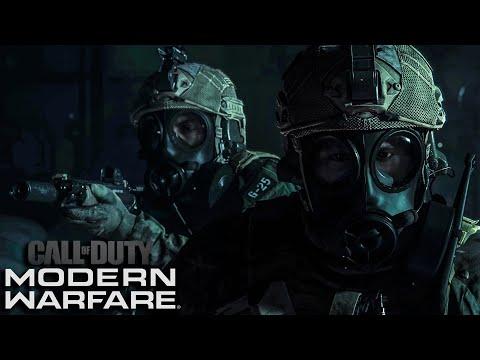 1st Marine Raiders Night Ops - Modern Warfare 2019 - 4K