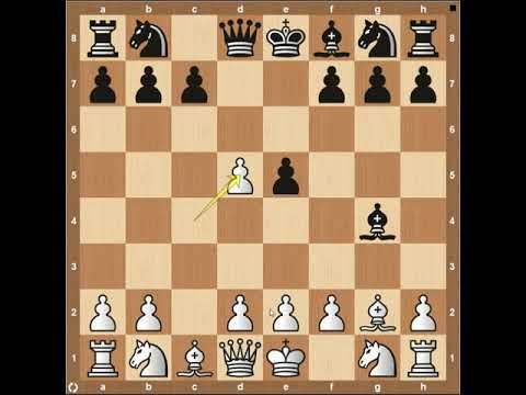 Chess Opening: Grob Attack