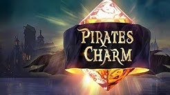 Pirate's Charm Online Slot from Quickspin with Mystery Charm Symbols
