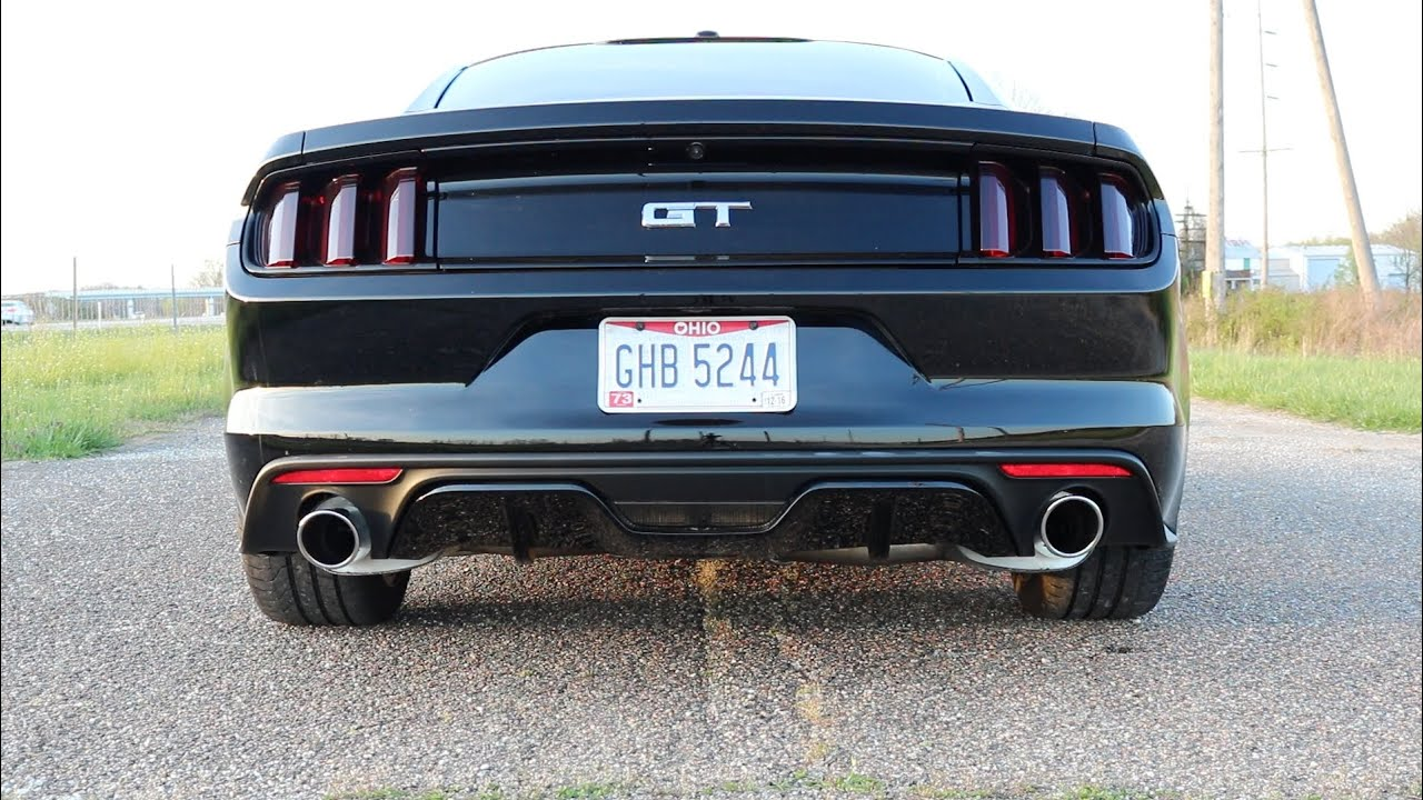 Borla Atak Catback Exhaust 2016 Mustang Gt Youtube Displaying 16gt Images For Car Body Parts Diagram
