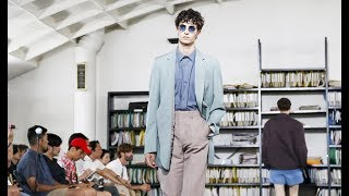 Dries Van Noten | Spring Summer 2018 Full Fashion Show | Menswear