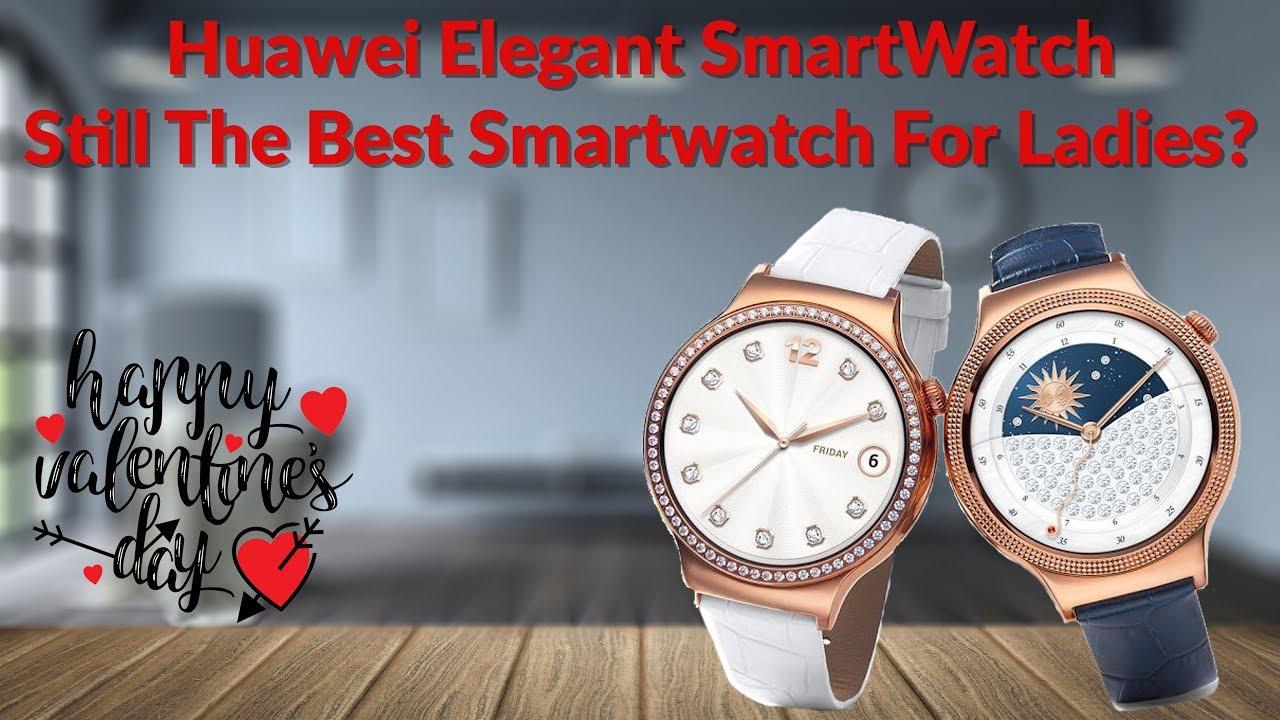 0d485b18aa1 Huawei Elegant SmartWatch Still The Best Smartwatch For Ladies? - YouTube  Tech Guy