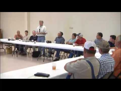 Risk Management Agency Drought Round Table Discussion with Missouri Farmers
