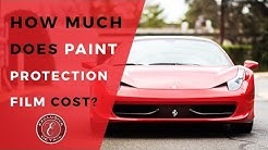 Paint Protection Film Cost: What Goes Into the Price of a PPF Job (Plus Ballpark Figures)