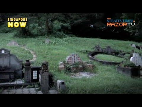 Singapore's biggest grave (Unusual Graves Pt 1)
