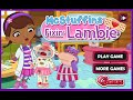 Doc McStuffins Games Online - Doc McStuffins Fixing Lambie Game