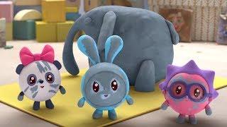 Малышарики - Повчальний мультик для малюків - Всі серії підряд - Збірник 23