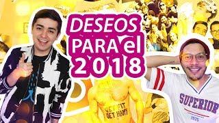 ¿NUESTRA PRIMER CONVIVENCIA? | DESEOS PARA EL 2018 | RICKY & RICK