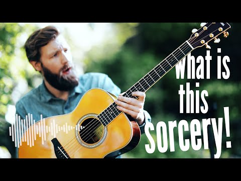 Is This The FUTURE Of Acoustic Guitar? (or Just A Gimmick?)