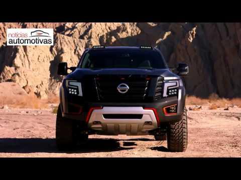 Nissan Titan Warrior Concept - NoticiasAutomotivas.com.br