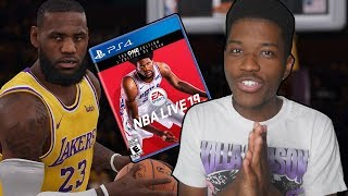 NBA Live 19 Atlanta Hawks