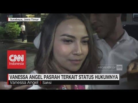 Vanessa Angel Pasrah, Polisi Duga Vanessa Penyedia Layanan Prostitusi
