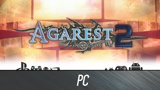 Agarest Generations of War 2 - First Look (Steam Gameplay)