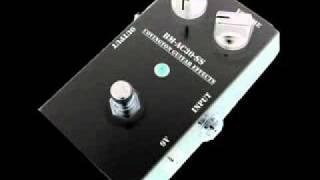 G.C.E BMAC30SS Pedal Demo